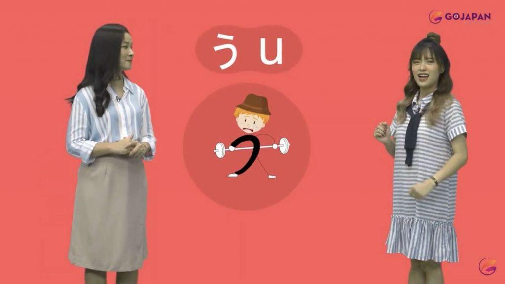 Cách học tiếng Nhật qua hình ảnh cực kì hiệu quả