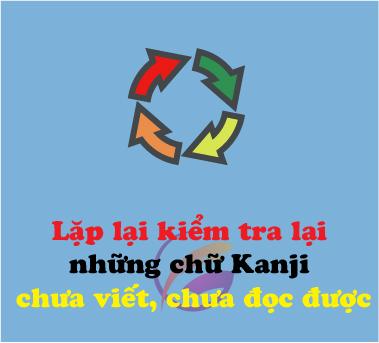 Bí kíp học Kanji hiệu quả của học sinh Nhật Bản