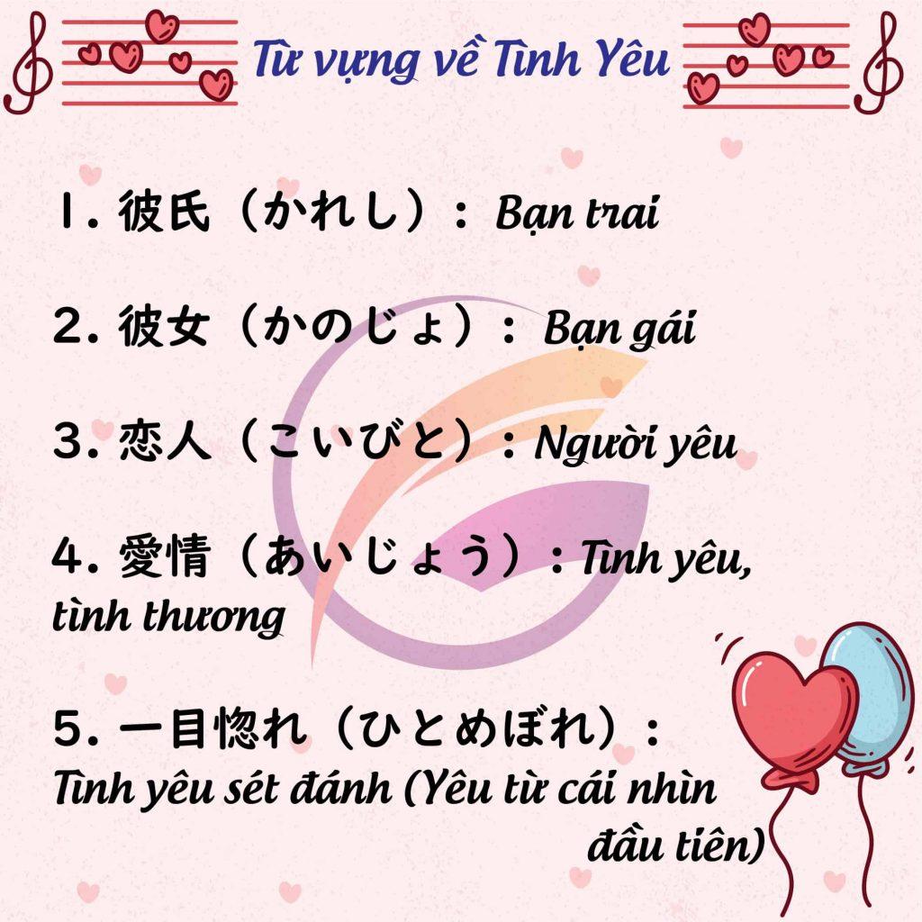 """""""Anh yêu em trong tiếng Nhật"""" nói thế nào?"""