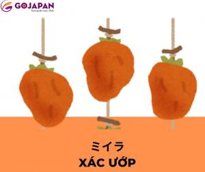 Truyện cười tiếng Nhật số 64 - XÁC ƯỚP (ミイラ)