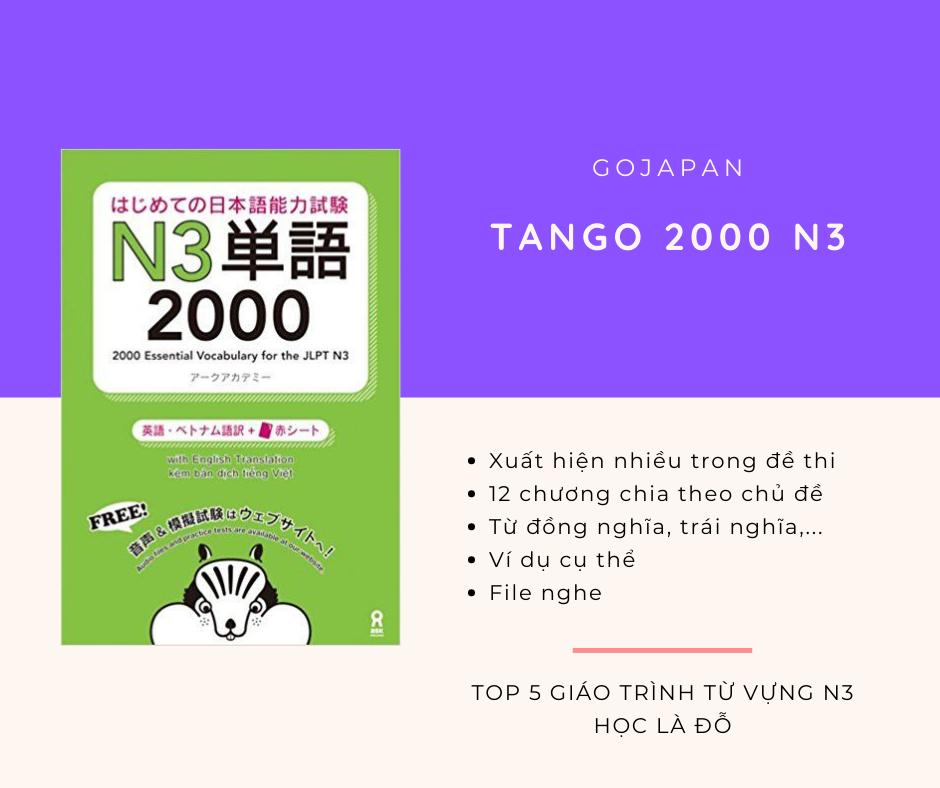 tango 2000 n3