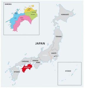 Hé lộ bí mật về 4 đảo lớn của Nhật Bản