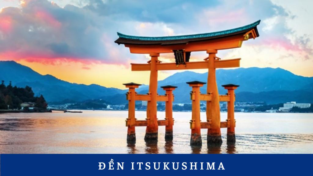 Đền Itsukushima