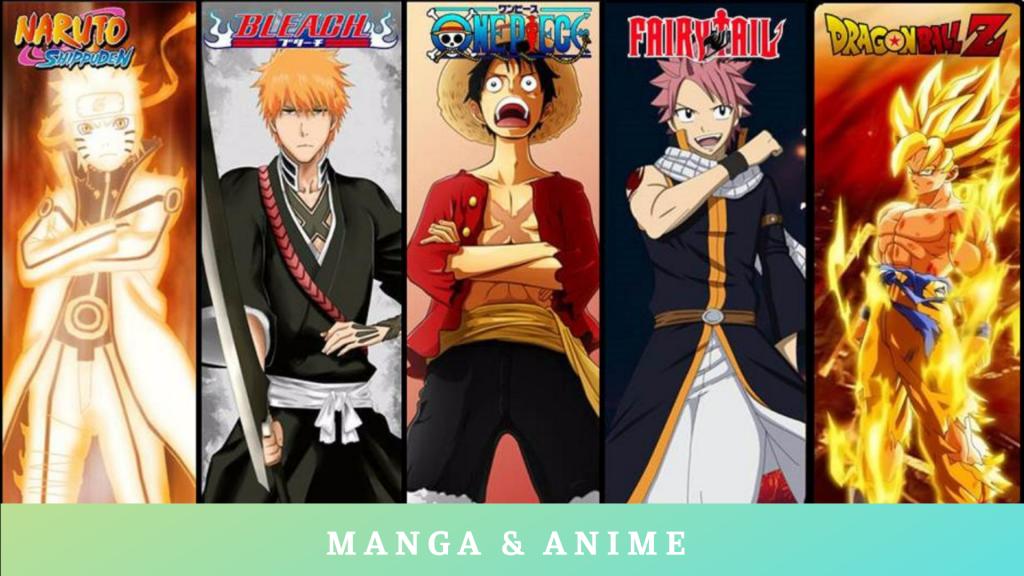 manga anime