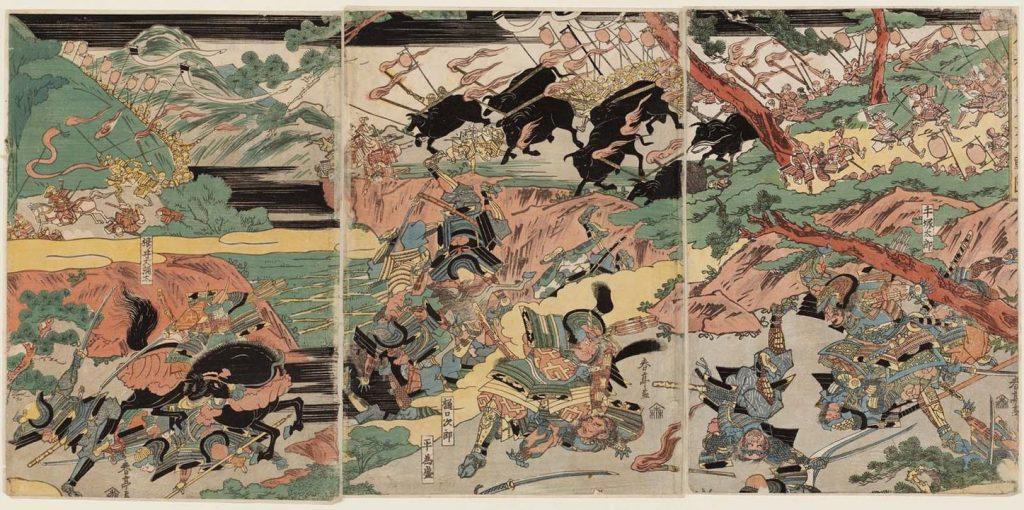 chiến tranh genpei