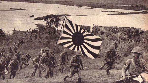 nhật bản chiến tranh thế giới thứ 2