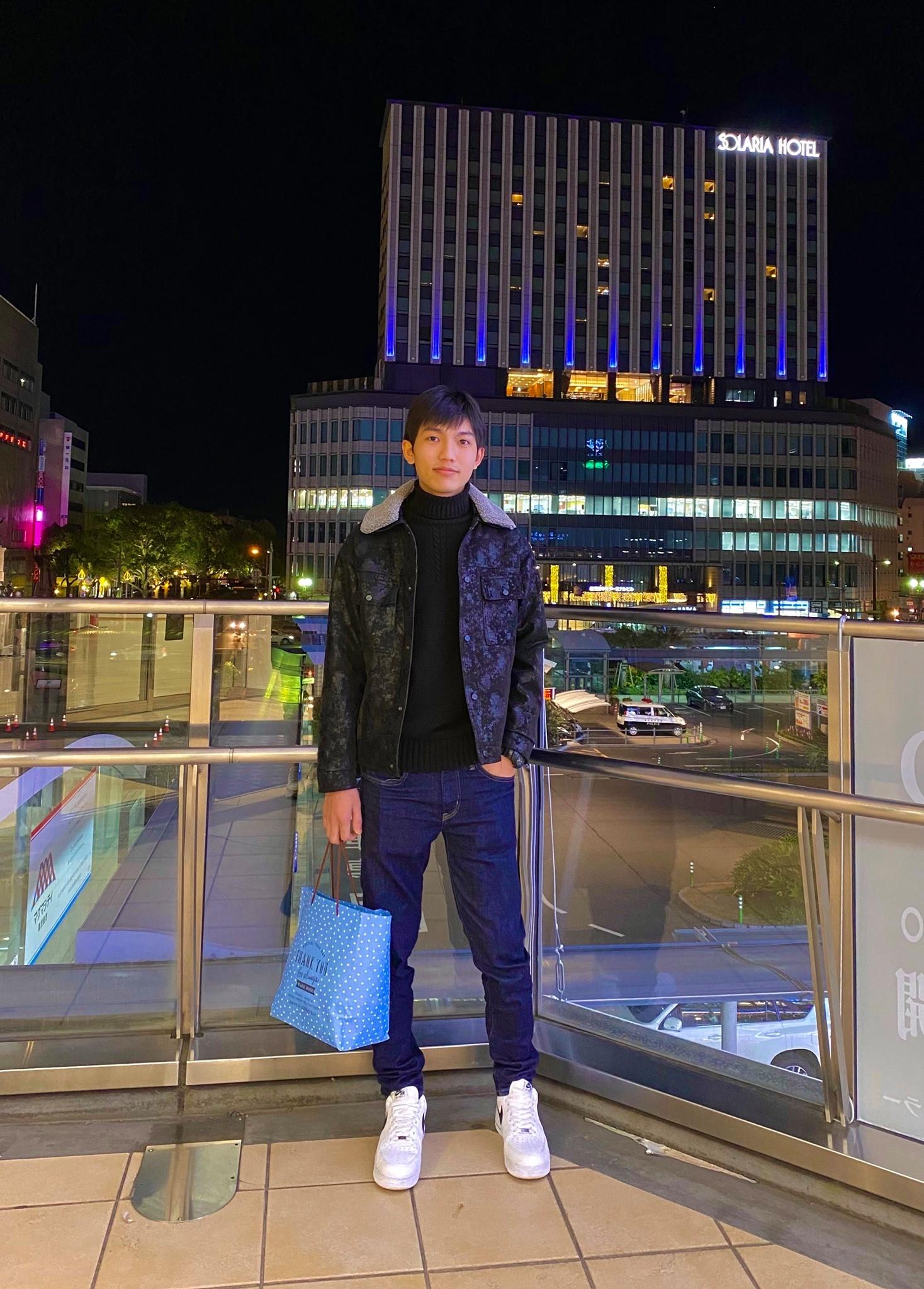 [Gương mặt N2] N.Q.Trường – Hãy kiên trì vì học tiếng Nhật cực kỳ thuận lợi khi bạn sống tại Nhật