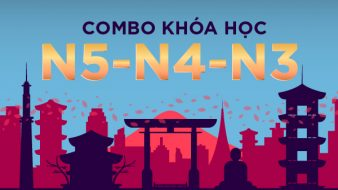 Combo N5-N4-N3